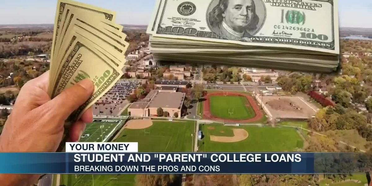 """Student and """"Parent"""" College Loans"""