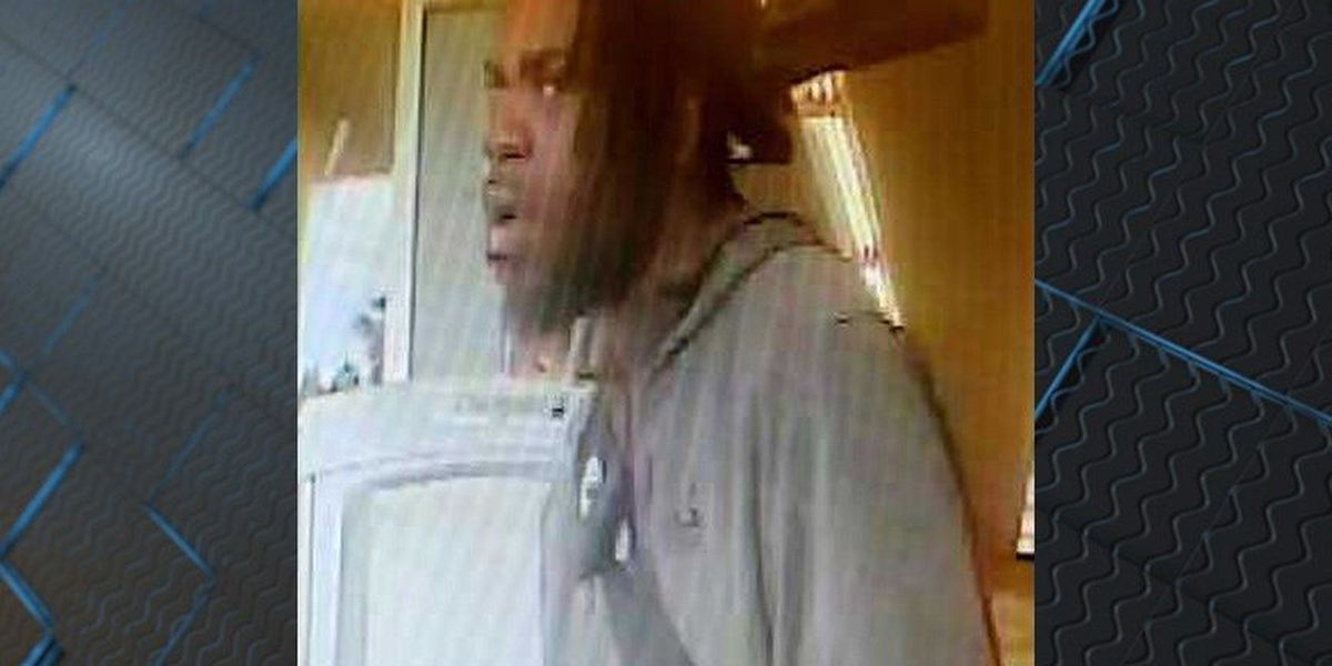 Richmond authorities search for credit card thief