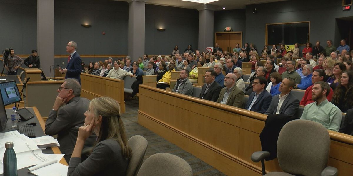 Hanover County Board of Supervisors passes Wegmans 2020 rezoning ordinance in 4-3 vote