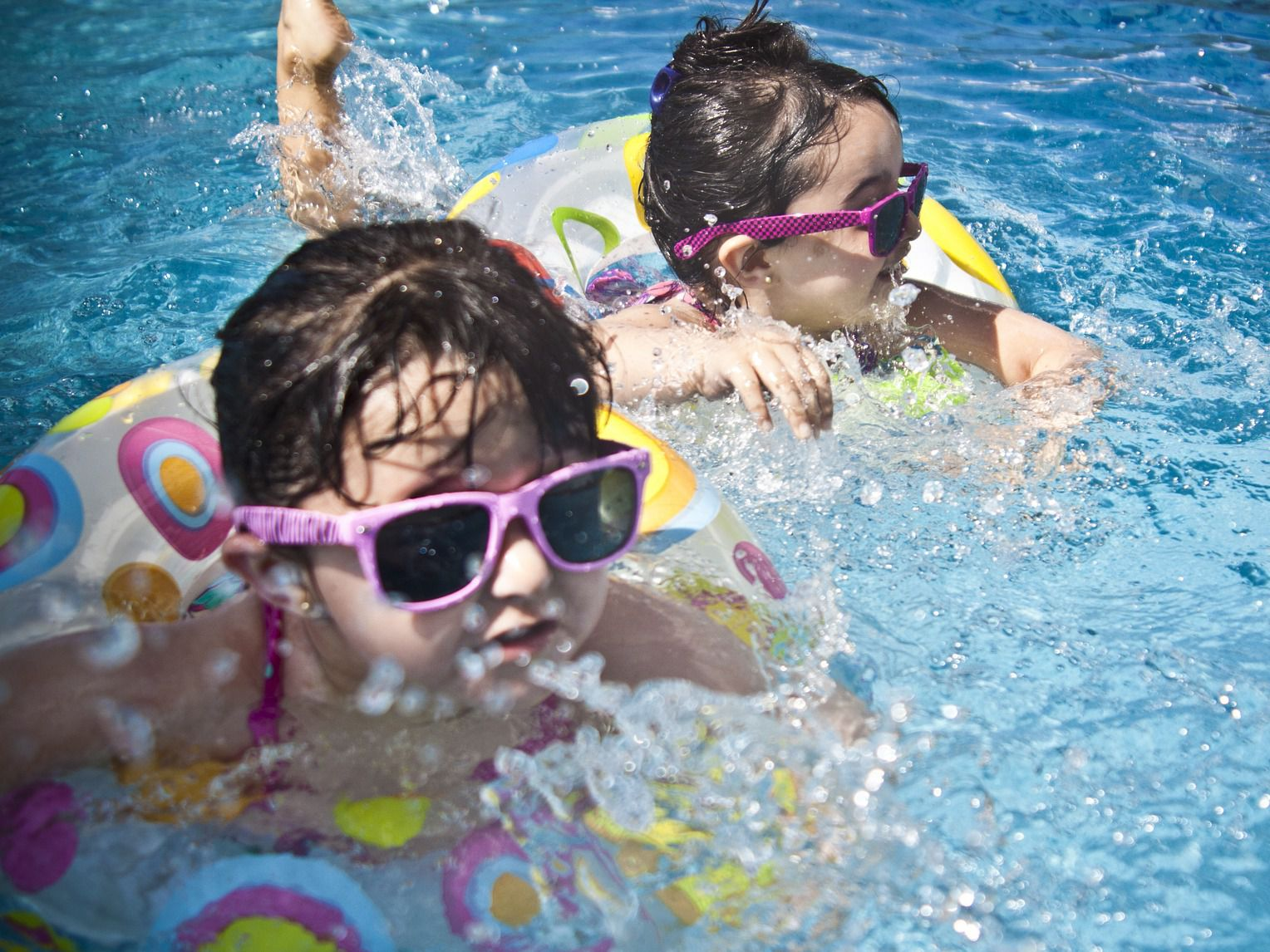 'Everyone should take a swimming lesson:' Experts offer safety reminders ahead of pools opening