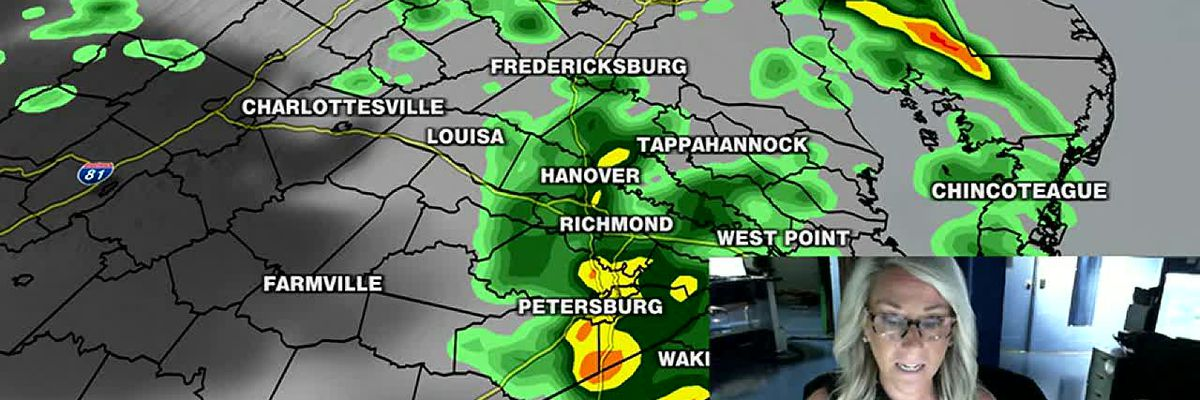 Strong storms possible again Saturday evening and overnight