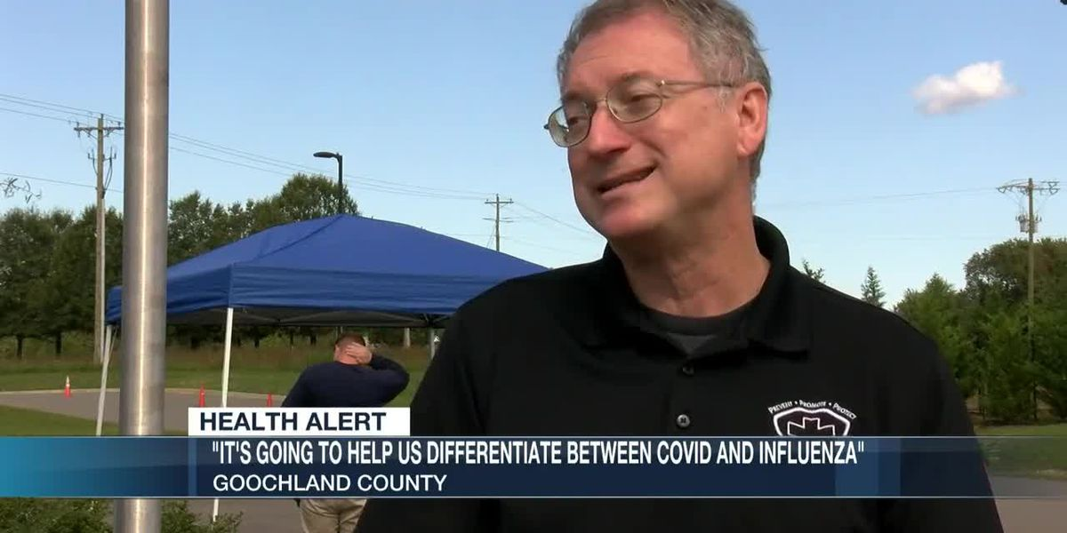 Nearly 100 vaccines administered at Goochland Co. event