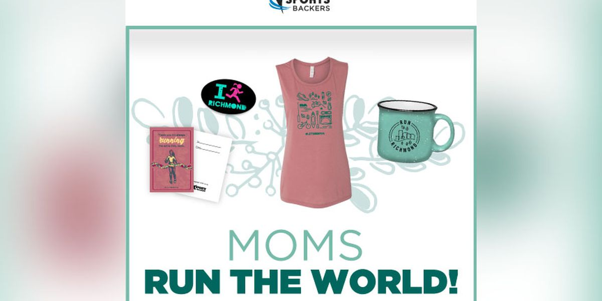 Sports Backers offers new 'Moms Run the World' gift packages