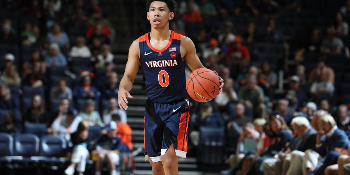 No. 11 Virginia 48, Syracuse 34