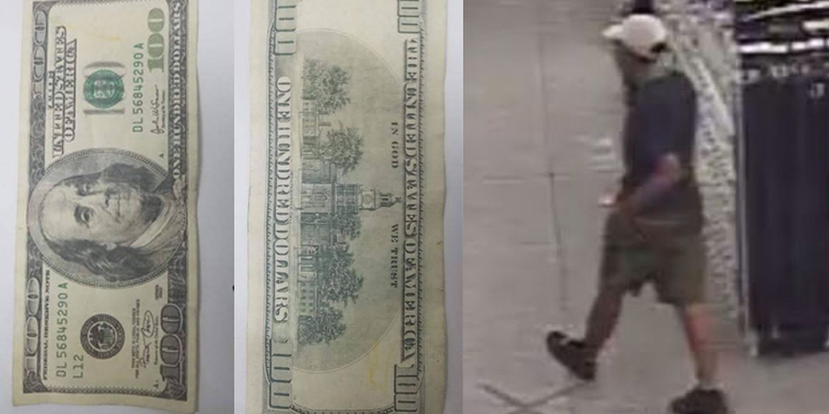 Woman wanted for using fake $100 bills that 'look and feel authentic'