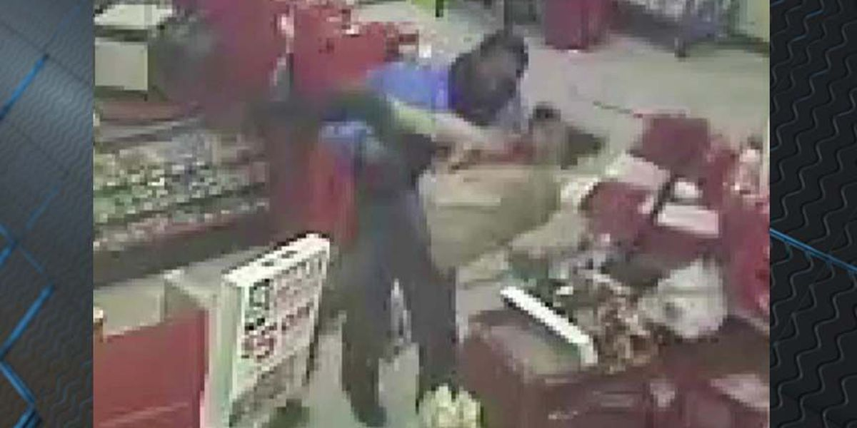 Suspect picks up, slams Family Dollar employee to ground during robbery