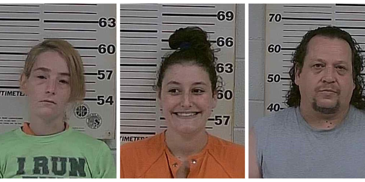 Three arrested after video of 3-year-old smoking marijuana goes viral