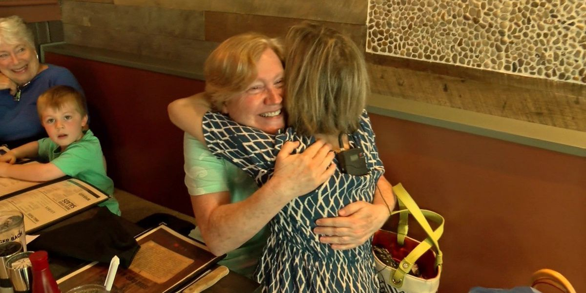 Acts of Kindness: Mom honors daughter's 'lifesaver'