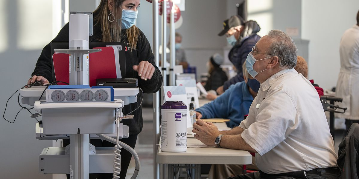 Goochland County Vaccine Clinic accepting walk-ins for seniors, first dose