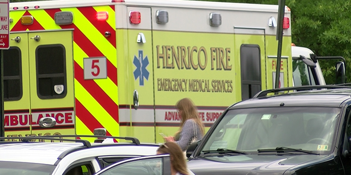 No threat found after suspicious package found at Henrico office building