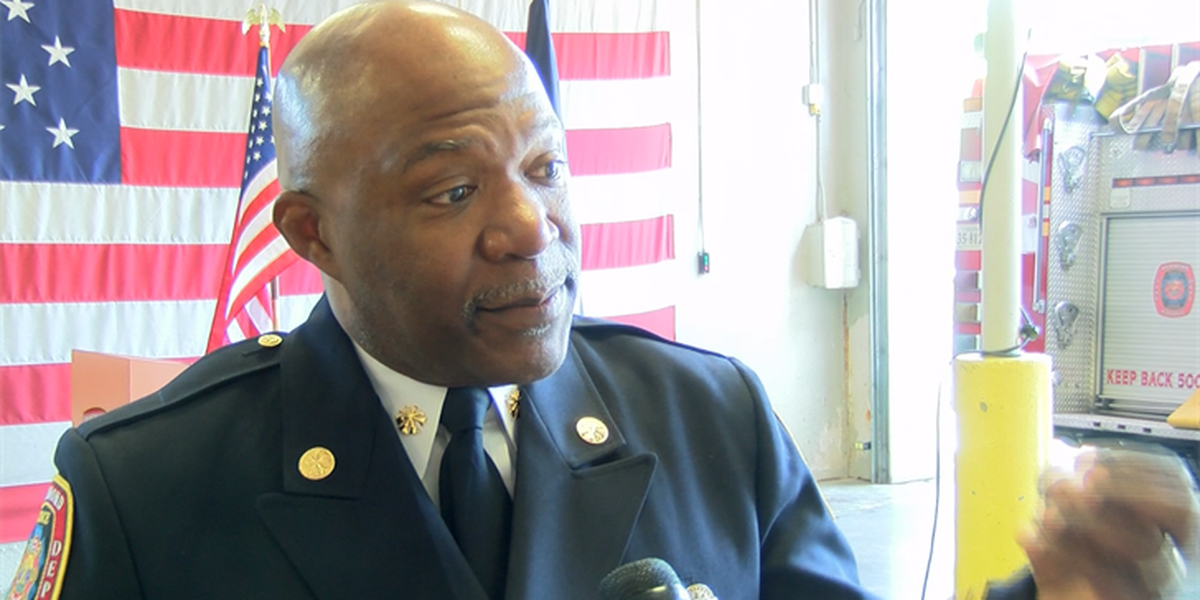 Former Richmond interim fire chief no longer employed by city