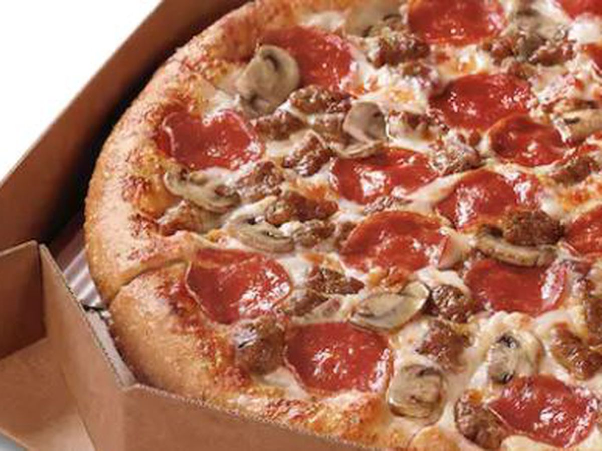 Pizza Hut, Hopewell Schools team up to feed 400+ families