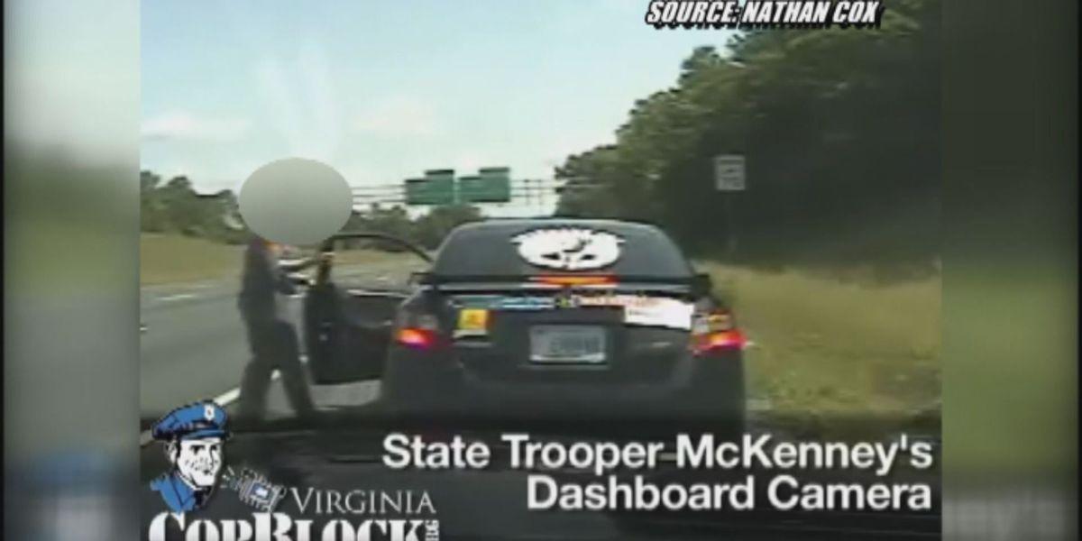 VA State Trooper drops defamation suit against blogger