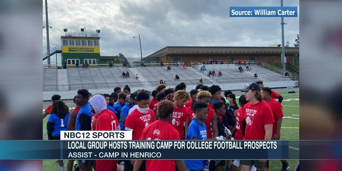 ASSIST hosts Jr. Elite Football Showcase