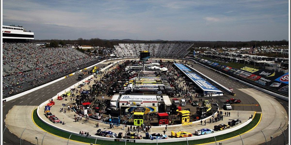 Weather moves Truck race at Martinsville to after Cup event