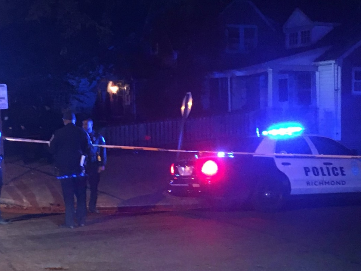 18-year-old fighting for life following Richmond shooting