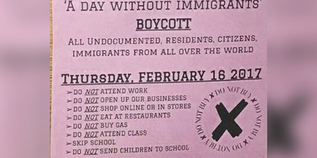 Dozens of businesses in Central VA participate in 'Day Without Immigrants'