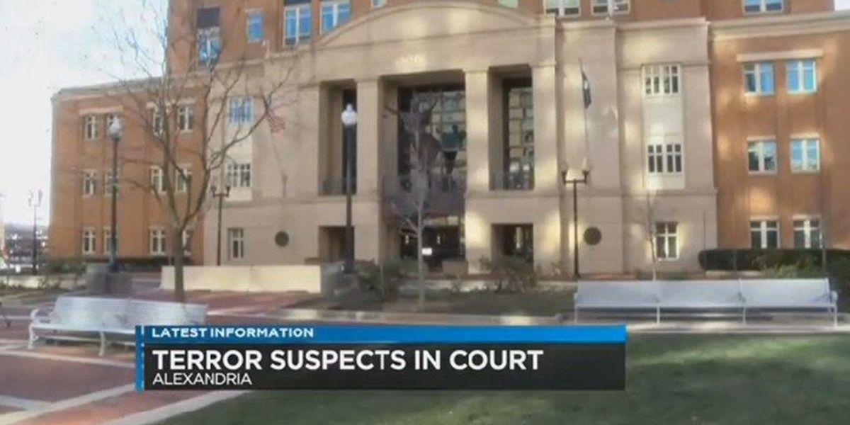 DAY AHEAD: VA man suspected of trying to help ISIS due in federal court