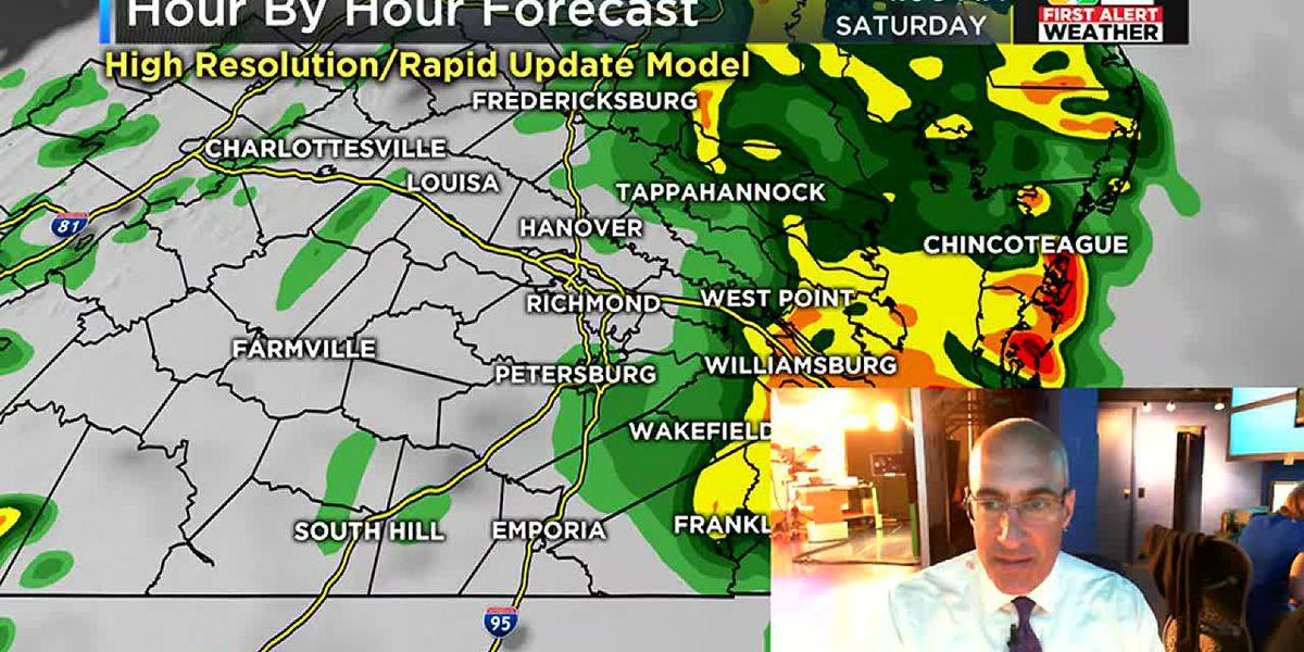 First Alert Weather Day: Severe weather prompts watches, warnings
