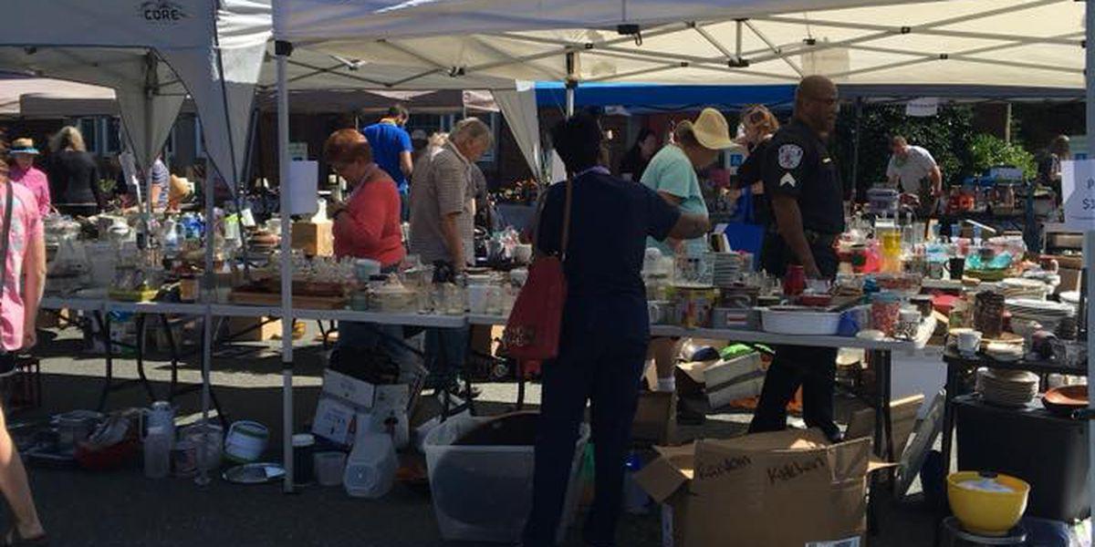 RACC yard sale raises more than $18K