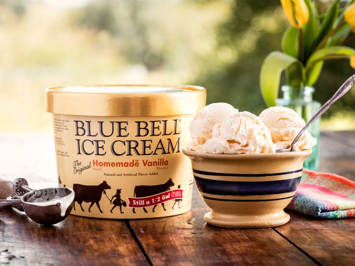 Blue Bell ice cream returning to Richmond
