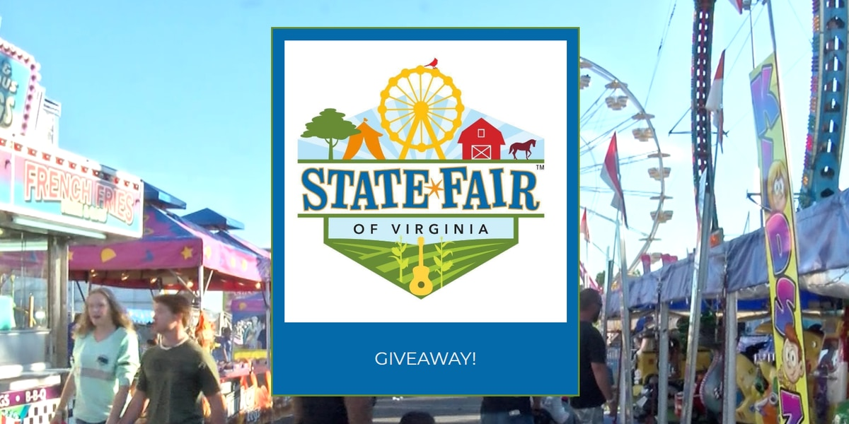 Win tickets to the State Fair of Virginia!