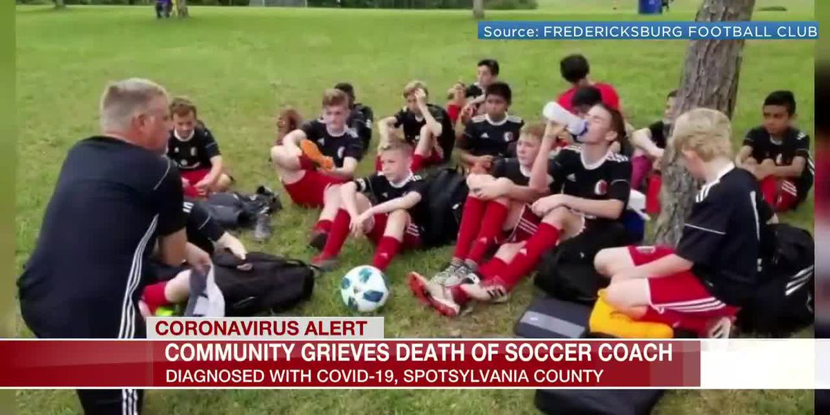 '[He was] bigger than life': Youth soccer coach dies of coronavirus in Spotsylvania