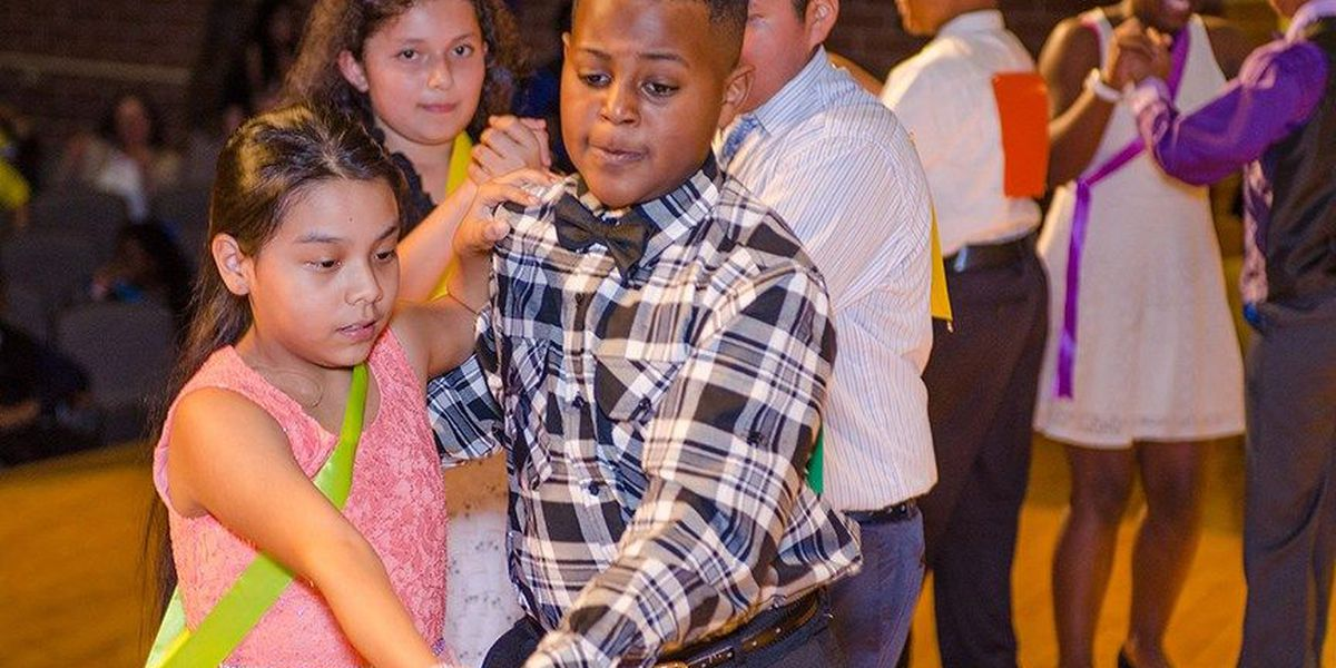 5 elementary schools to compete in ballroom dancing competition
