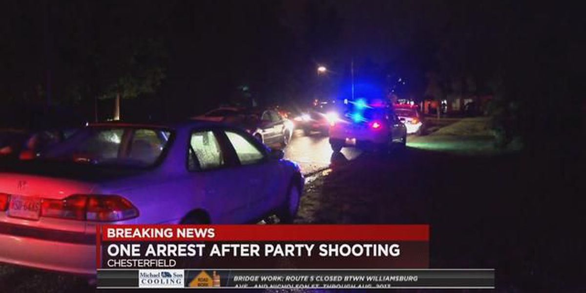 Shots fired at Chesterfield community center event