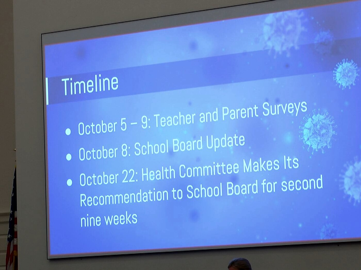 Henrico schools asking parents, teachers to weigh in on second nine-week learning options