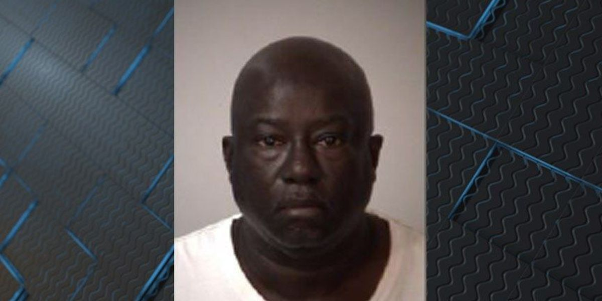 Deputies: Man arrested after stealing dealer tags from auto auction