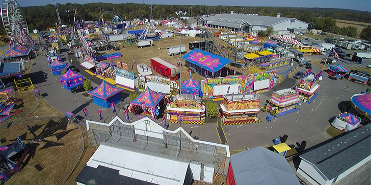 Virginia State Fair >> State Fair Of Virginia Kicks Off Friday Continues Through