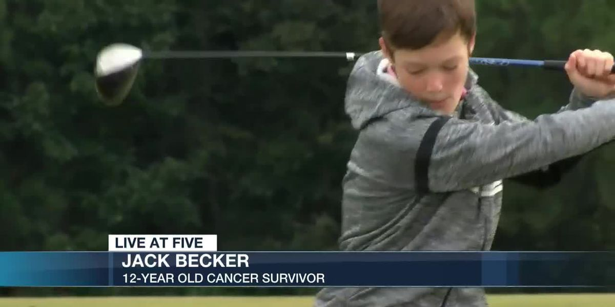 Champions for Charity hits links for ASK Childhood Cancer Foundation