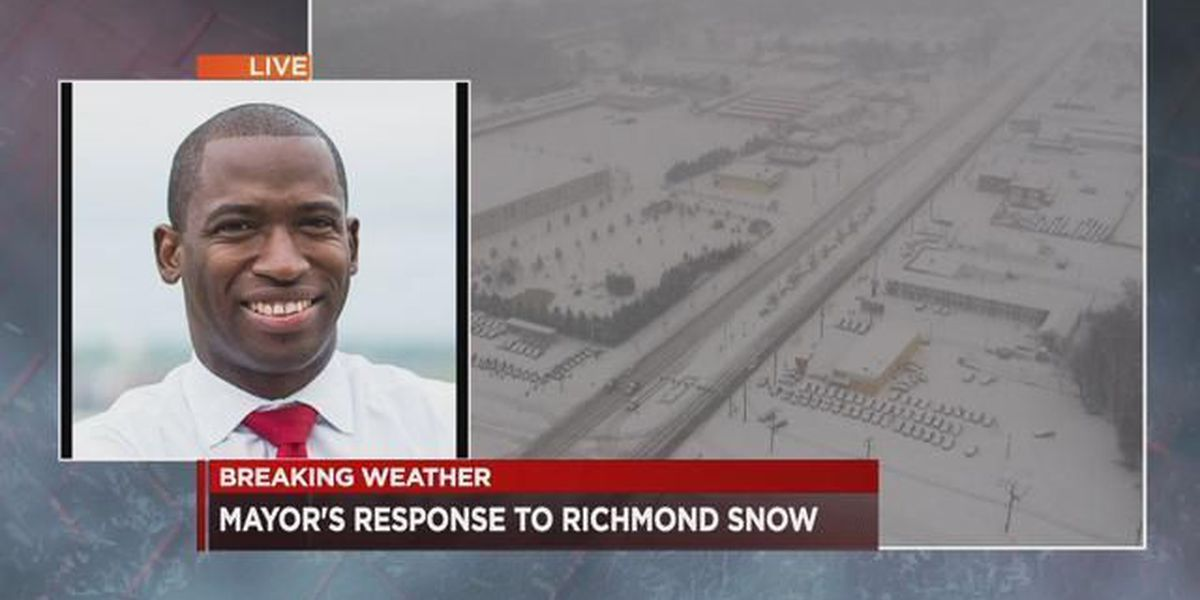 Mayor Stoney: Stay home and watch football
