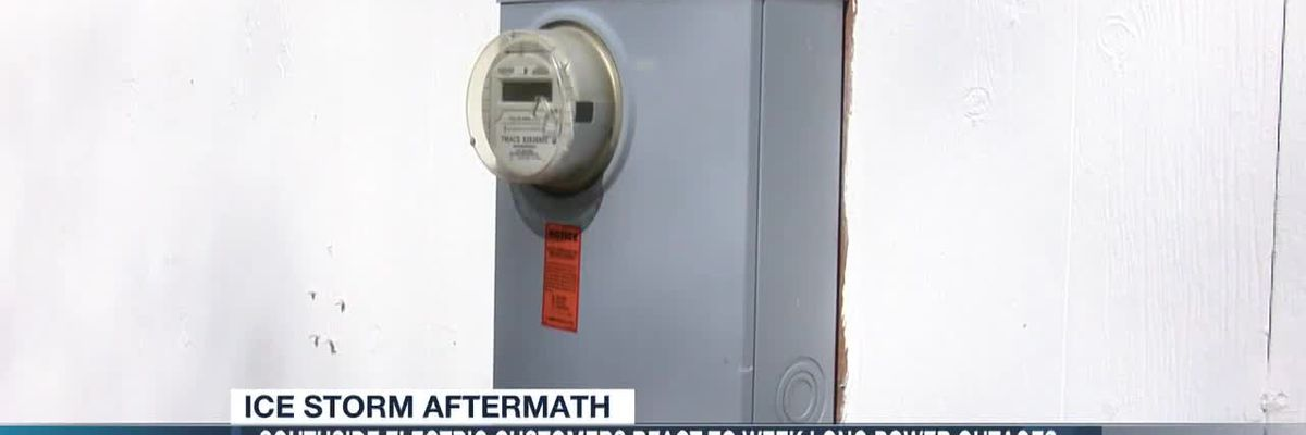 Dinwiddie residents brace for more days without power