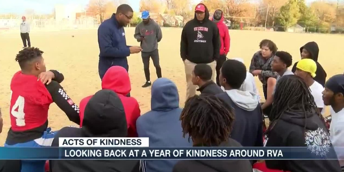 Best Acts of Kindness moments from 2019
