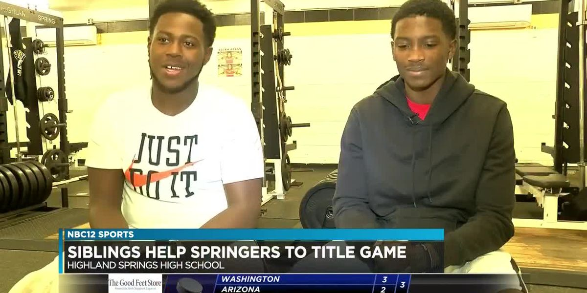 Brother help Highland Springs reach title game