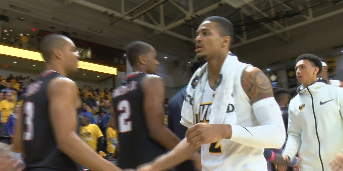 Evans returns, Vann, Simms propel VCU in season opener