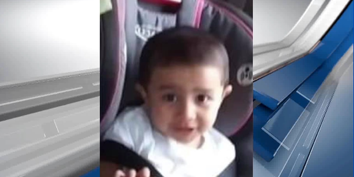 Amber Alert issued for missing Waco toddler