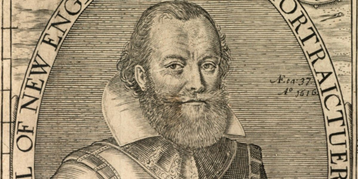 On this day: Legendary explorer Capt. John Smith dies