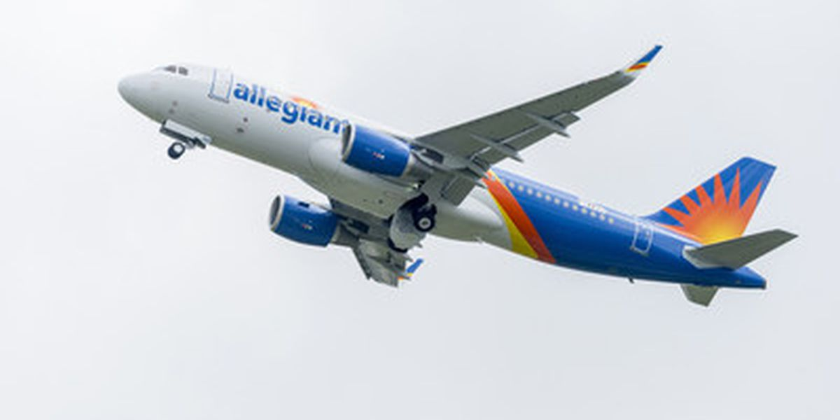 Allegiant announces flights from Richmond to Sarasota