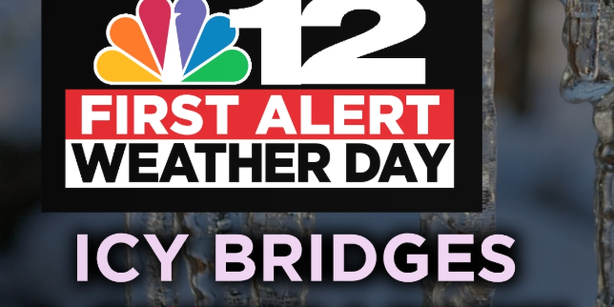 FIRST ALERT WEATHER DAY: Use extreme caution on roads