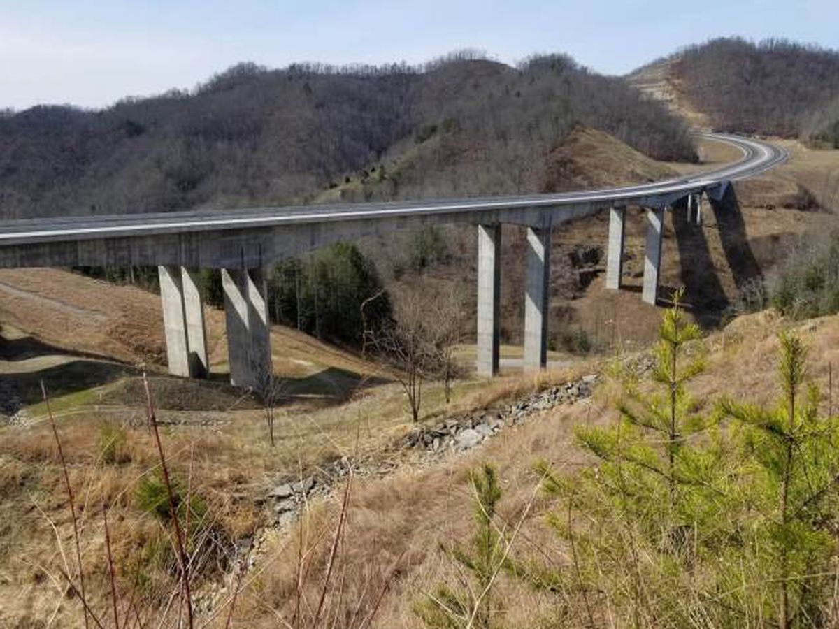 Next year, Virginia's $100M bridge to nowhere will finally connect to a road