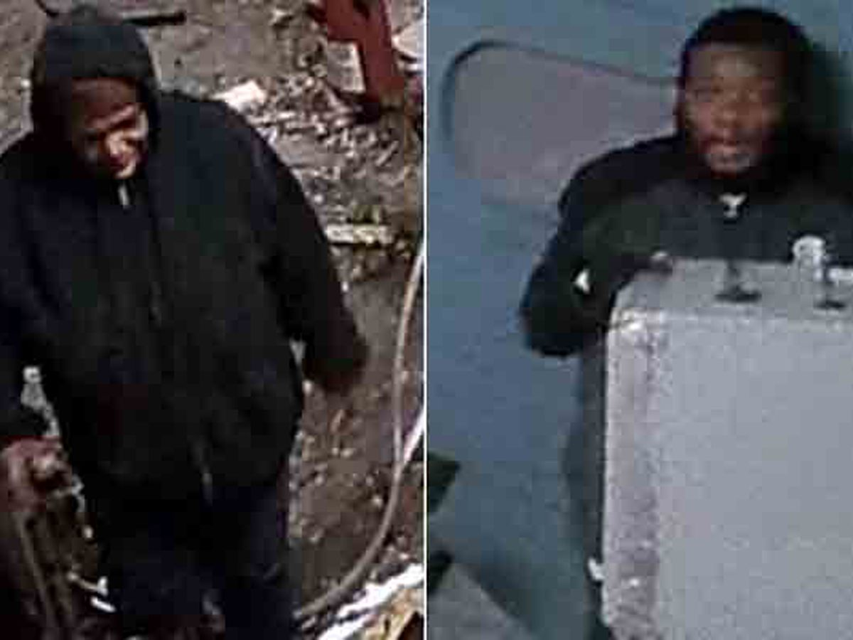 2 suspects wanted in HVAC theft
