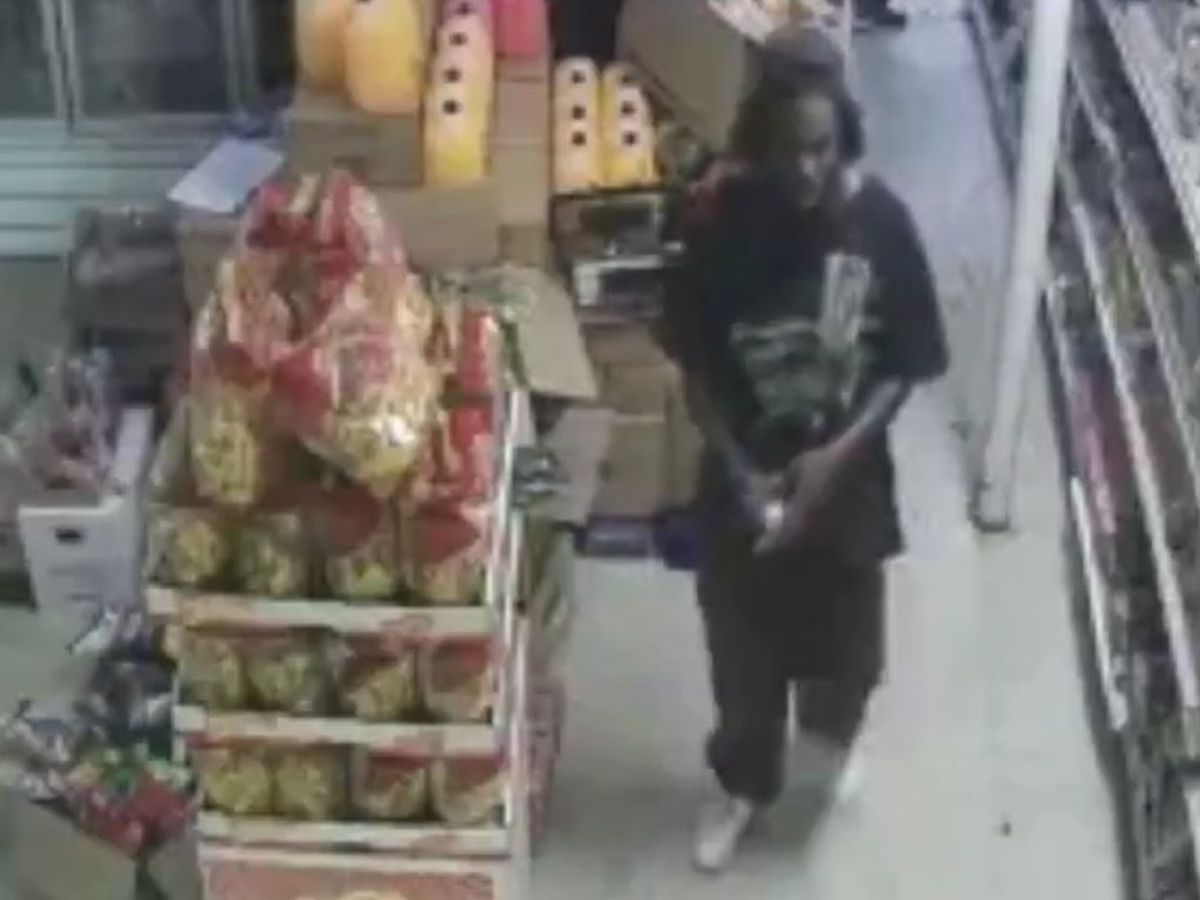 Richmond police looking for robbery suspect