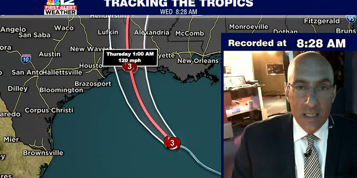 First Alert Weather Day: Hurricane Laura's remnants likely bring impacts to Virginia on Saturday