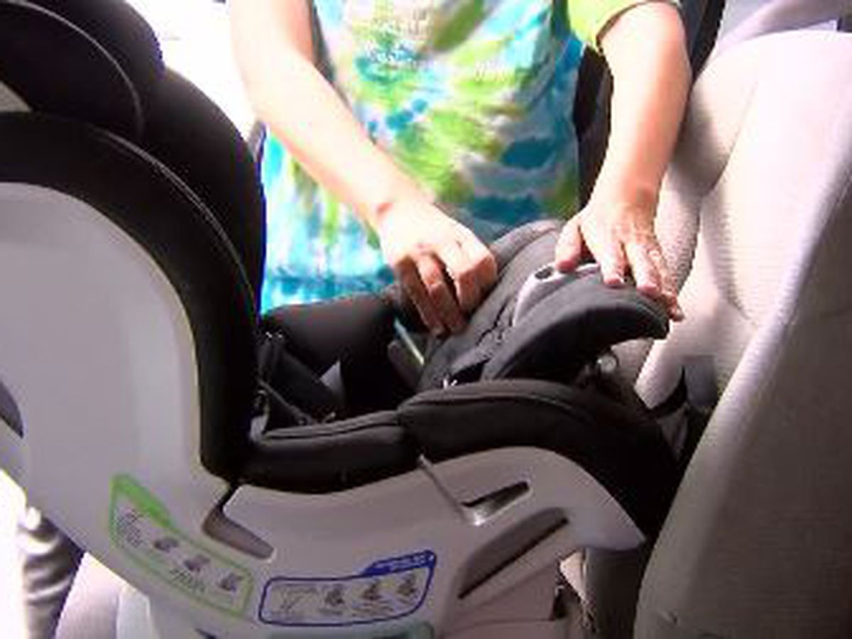 Richmond Ambulance Authority, AAA team up to offer child safety seat checks