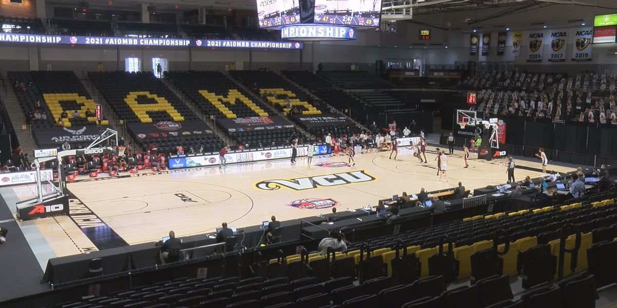 Hyland paces VCU into Atlantic 10 semifinals