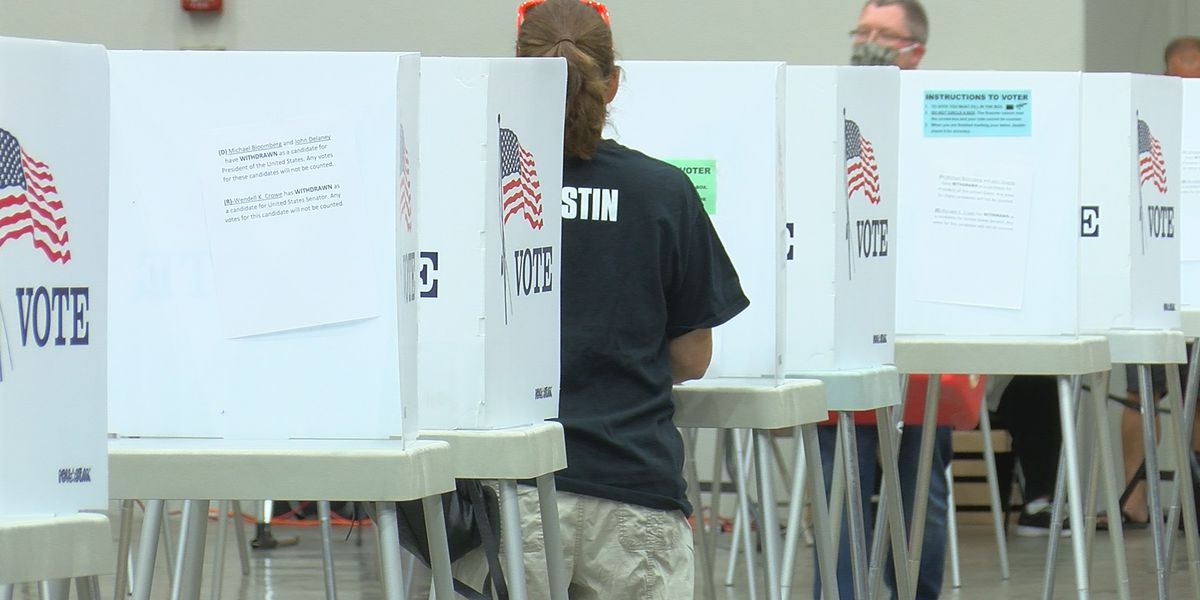 Chesterfield County offering bonuses for poll workers during election