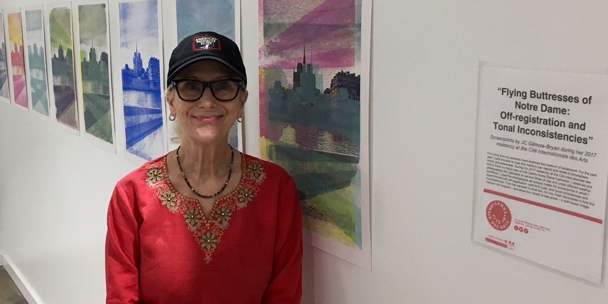 Richmond art sale will benefit Notre Dame Cathedral